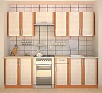 Корпусная мебель кухни Софт Ротан