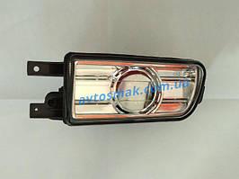 Противотуманная фара для AUDI 100 '91-94 левая линзованная