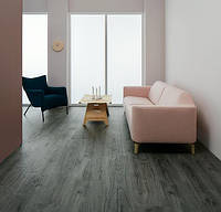 Forbo  w60306 rustic anthracite oak  виниловая плитка Allura Wood , фото 1
