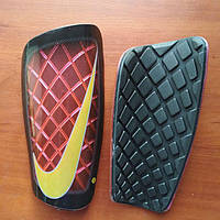 Щитки Nike Mercurial Lite красные реплика