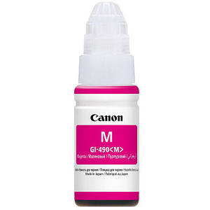 Чернила Canon Pixma G1400 оригинальные пурпурные (Magenta)(70мл)