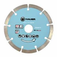 """Алмазный диск 115мм по бетону и камню,""""SEGMENT"""" Hauer ,22-840"""