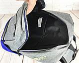 Рюкзак Under Armour. Портфель мужской. Рюкзак портфель. Мужские рюкзаки. Женские рюкзаки. Стильный рюкзак., фото 8