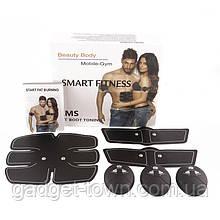 Стимулятор м'язів Beauty Body Mobile Gym Smart Fitness (набір),EMS-Trainer