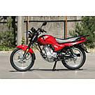 Мотоцикл BURN 150 Красный, фото 2