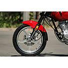 Мотоцикл BURN 150 Красный, фото 4