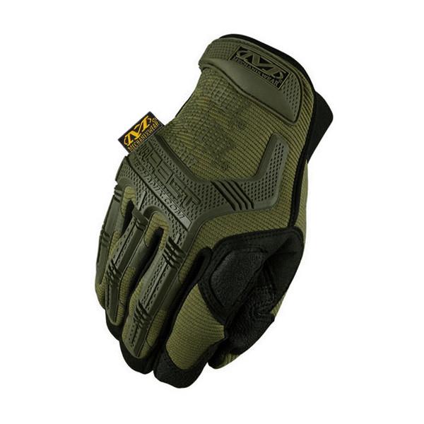 Перчатки тактическик (Олива) Mechanix M-Pact Impact