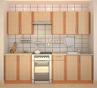 Недорогая корпусная мебель в Киеве кухни Софт Ротан
