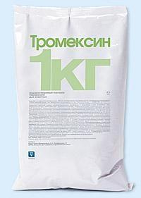 Тромексин 25 кг INVESA (Іспанія) комплексний ветеринарний антибіотик