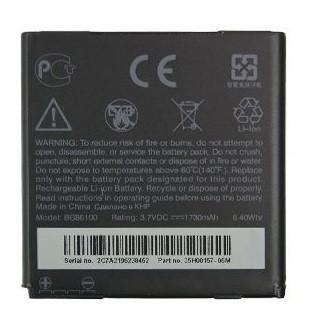 Батарея HTC BG86100 BA S590 Z715e Sensation XL G18 3D X515m G17 Amaze