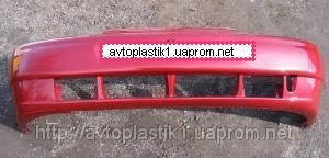 """Бампер ВАЗ 2110-2111-2112 пофарбований в колір авто ЗАВОД """"СИЗРАНЬ""""ОРИГІНАЛ"""