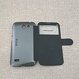 Чохол Nillkin Fresh Huawei G730 black, фото 3