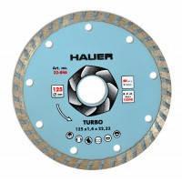 "Алмазный диск 180мм по бетону и камню,""TURBO"" Hauer,22-847"