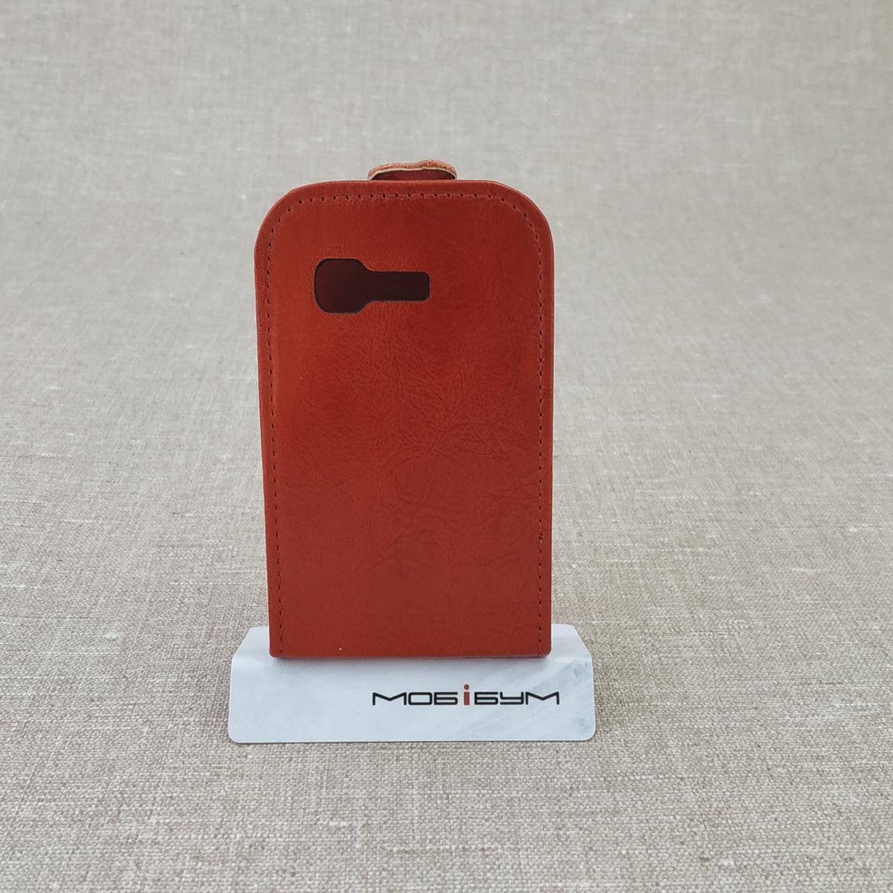 Чехлы для Galaxy других серий KeepUP Samsung S5300 red