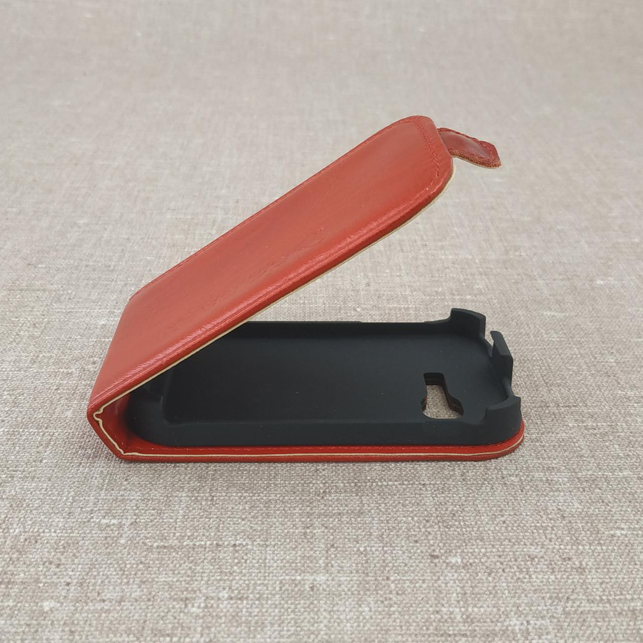 Чехлы для Galaxy других серий KeepUP Samsung S5300 red Для телефона Pocket