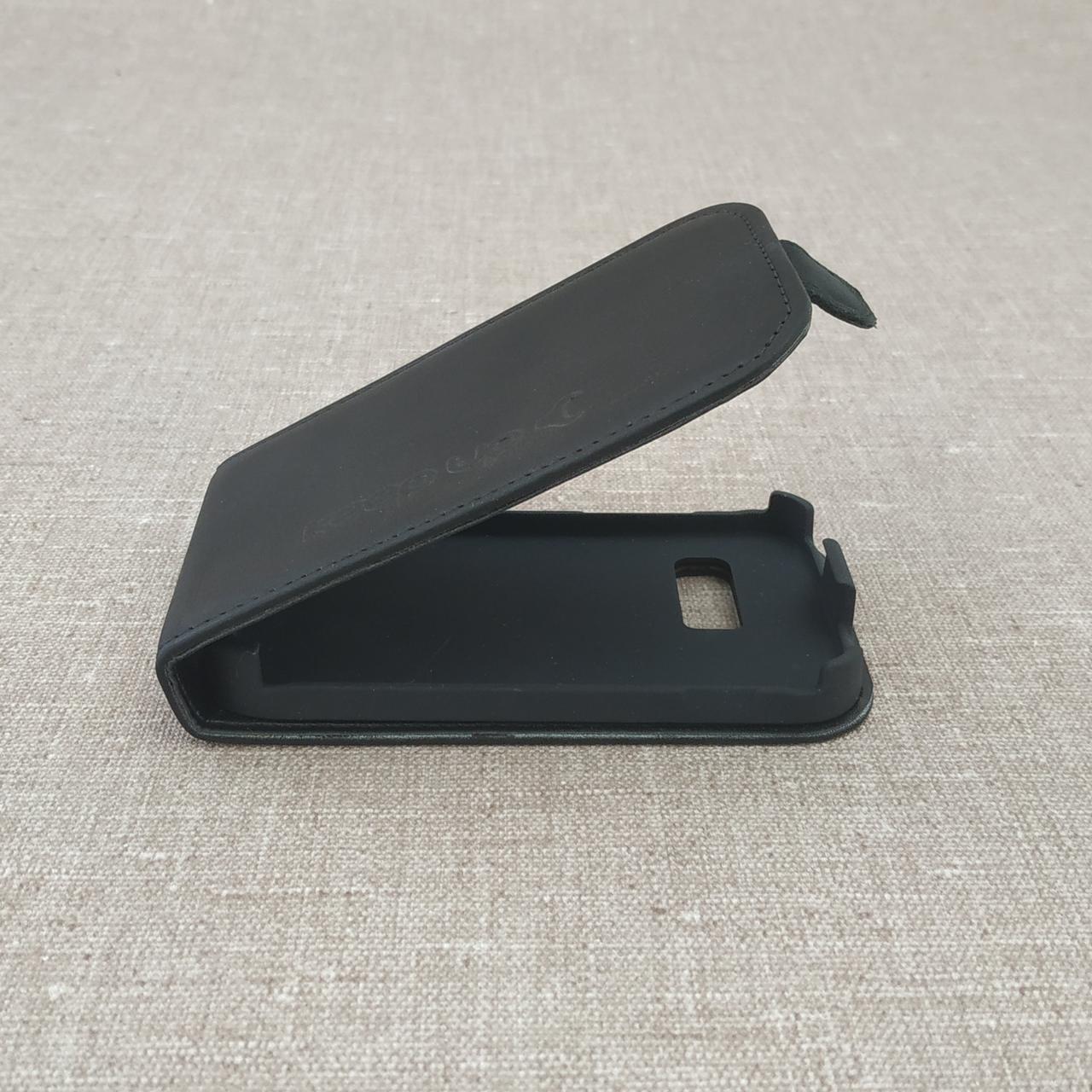 Чехлы для Galaxy других серий KeepUP Samsung S6102 black S6 Для телефона