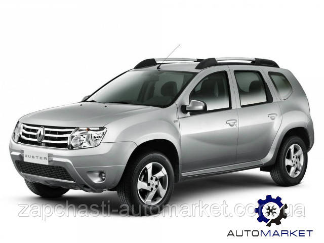 Renault Duster (Рено Дастер) 2010-2015