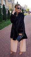 Шуба норковая (Батал). Модель 200512, фото 1