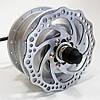 Мотор-колесо для установки на велосипед 36V350W редукторное 20 дюймов переднее, фото 4