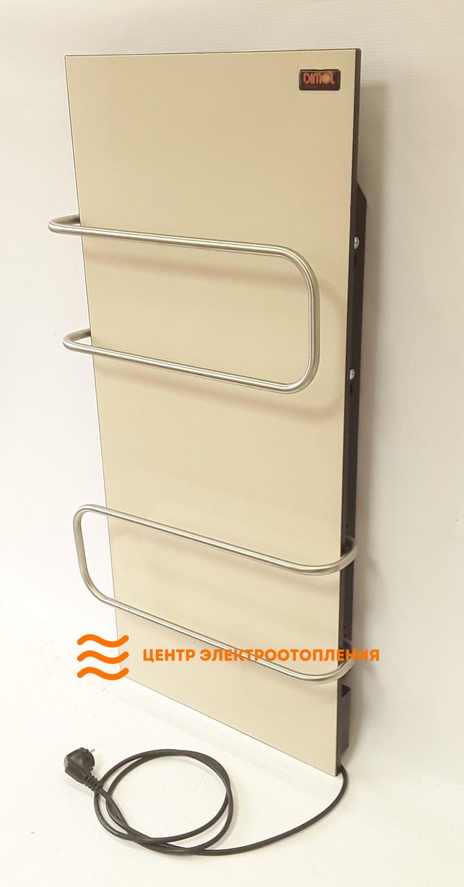 Керамический полотенцесушитель Dimol Standart 07 U кремовый