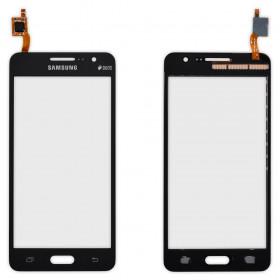 Тачскрин для Samsung G531H/DS Grand Prime VE, серый Оригинал