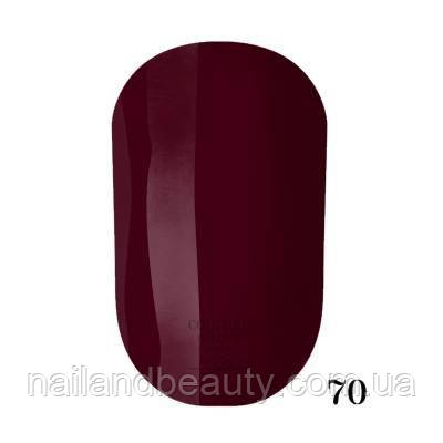 Гель-лак Couture Colour 9 мл №070 Колір: винний