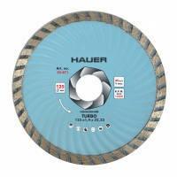 """Алмазный диск 180мм усиленный """"TURBO"""" Hauer,22-872"""