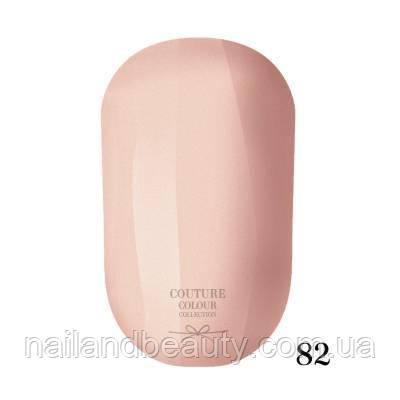 Гель-лак Couture Colour 9 мл №082 Цвет: бежевый