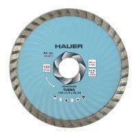 """Алмазный диск 230мм усиленный """"TURBO"""" Hauer,22-873"""