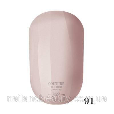 Гель-лак Couture Colour 9 мл №091 Цвет: фанго