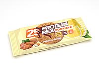 Протеиновое печенье ProteinRex «Миндаль-лимон», 25% протеина, 50 г