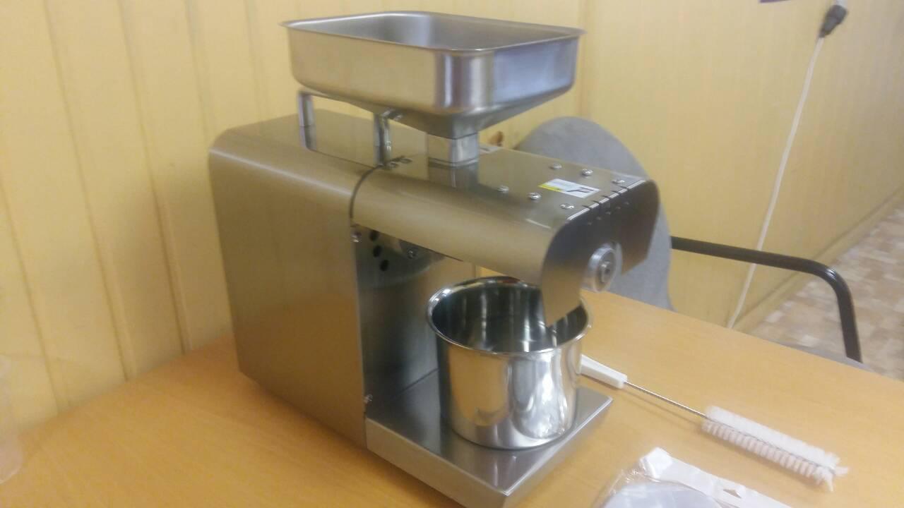 Настольный производственныйпресс для растительного масла Vector HJ-P06