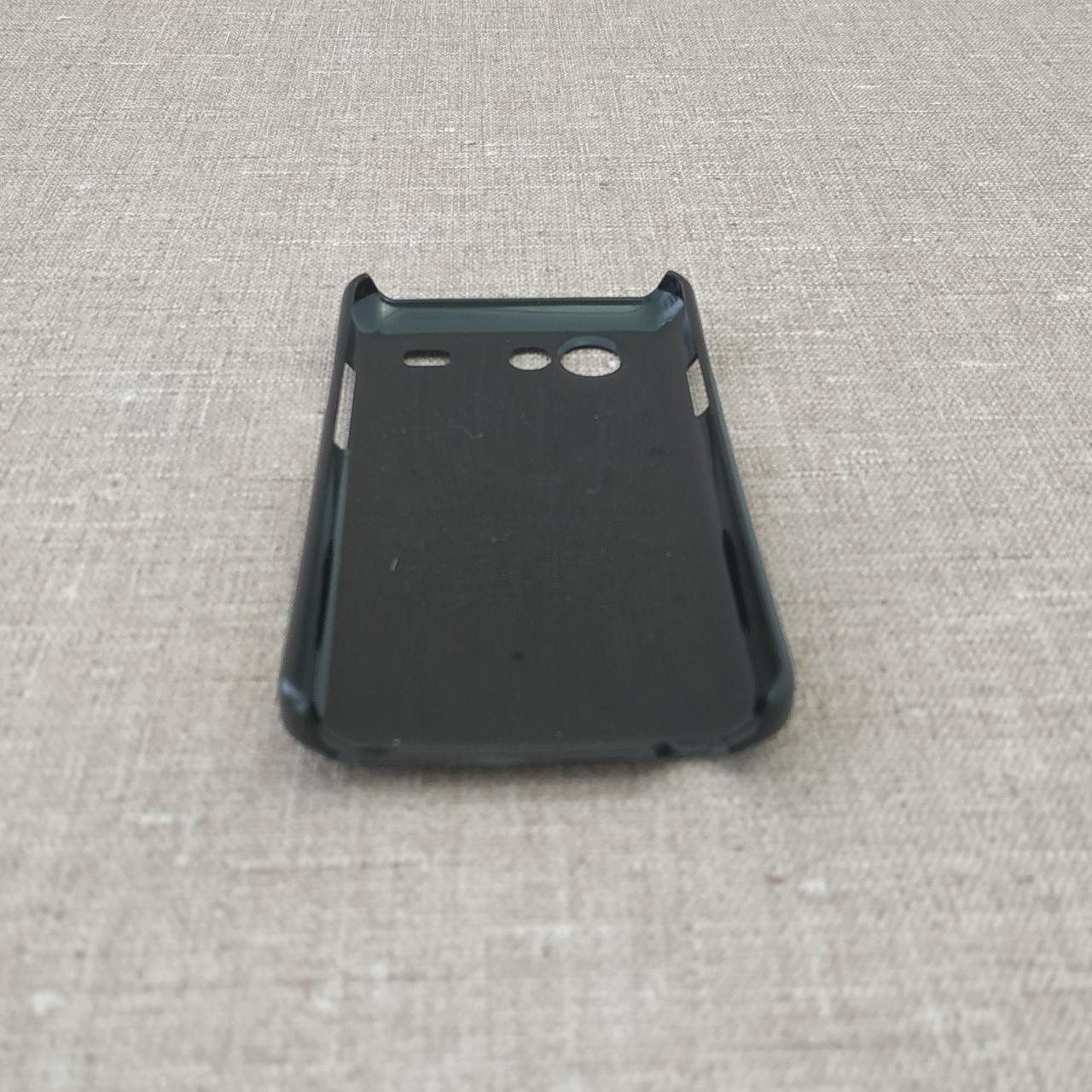 Накладка ROCK Color-ful Samsung i9070 Advance black Galaxy S (i9070)