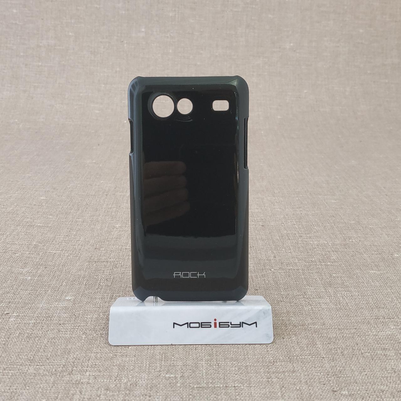 Накладка ROCK Color-ful Samsung i9070 Advance [+пленка] black EAN/UPC: 695029065407