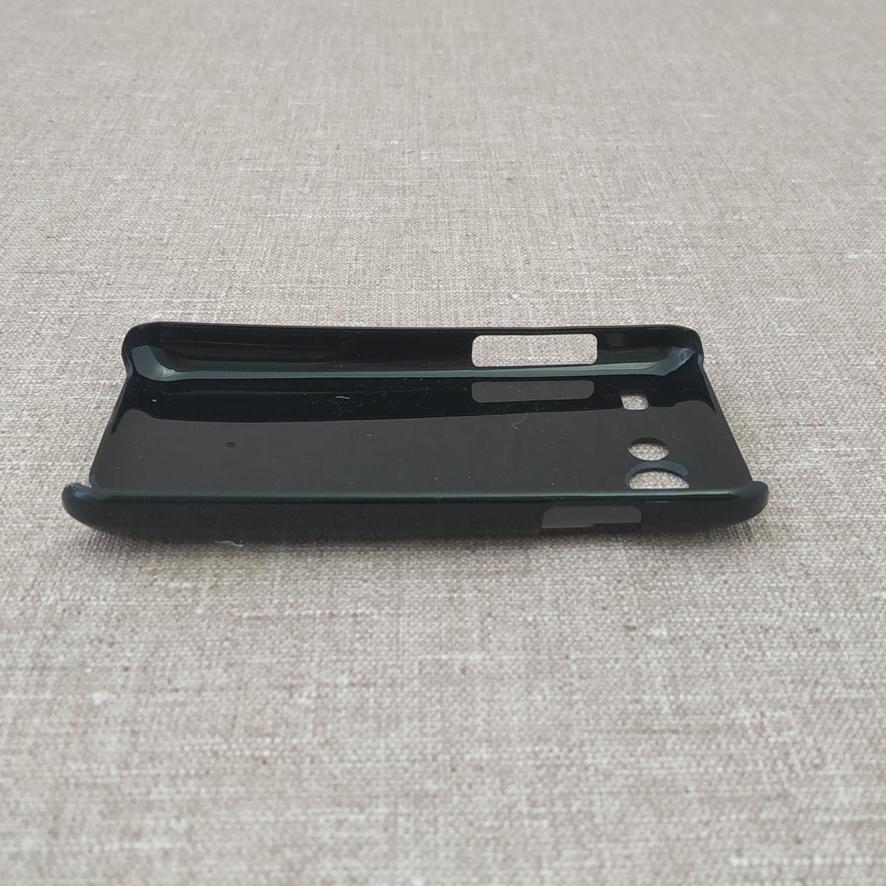 Накладка ROCK Color-ful Samsung i9070 Advance black Galaxy S (i9070) Для телефона