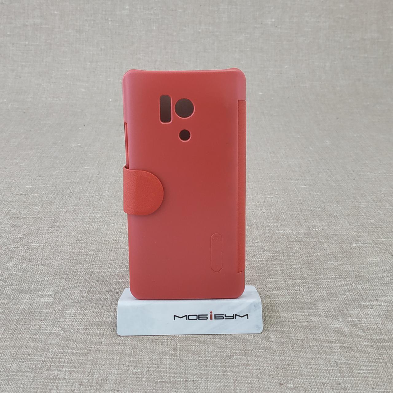 Чехлы для Huawei Nillkin Fresh Honor 3 red Для телефона