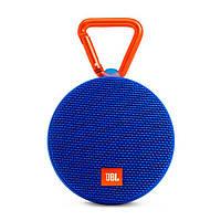 Bluetooth колонка JBL Clip 2 Blue (JBLCLIP2BLUEU) Original, фото 1