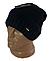Копия Мужская шапка зимняя, флис м 6123, разные цвета, фото 2