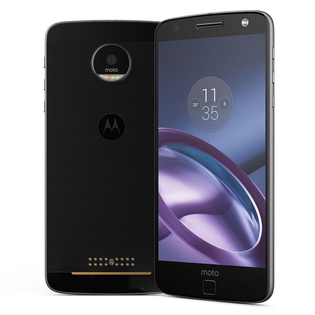 "Смартфон Motorola Moto Z (XT1650-05) 4/64Гб, 13/5Мп, Snapdragon 820, 5.5"" AMOLED, 2sim, Lenovo"