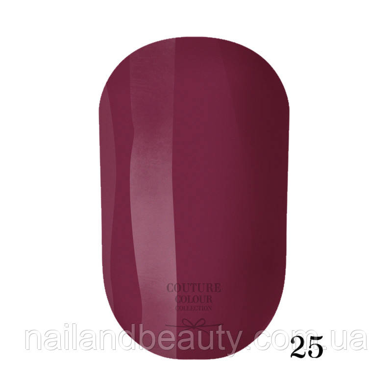 Гель-лак Couture Colour 9 мл №025