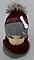 Комплект шапка и шарф м 6142, разные цвета, фото 2