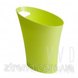 Ведро для бумаг Trento 5л зеленое