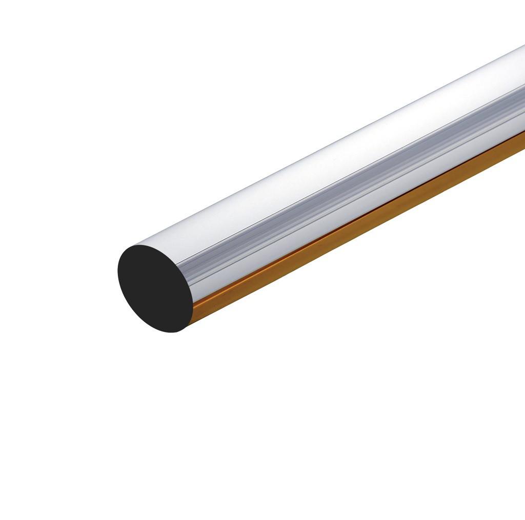 Came G03001 - Стрела 3м, овальная, с резиновым противоударным профилем