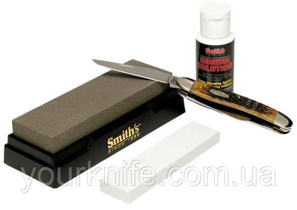 Точилка Арканзаские точильные камни Smith's Sharpening Kit