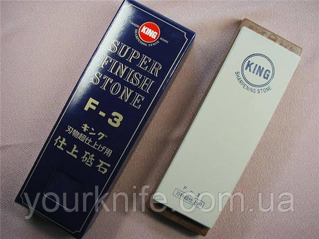 Точилка Японский водный камень KING F-3 #4000