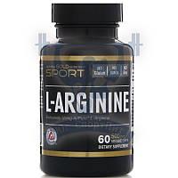 California Gold Nutrition L-Arginine аминокислота л-аргинин для здоровья улучшение выработки гормона роста