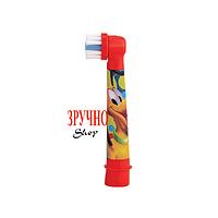 Насадка для детских электрических зубных щеток Oral-B  (микимаус) 1 шт.