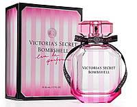Женская туалетная вода Bombshell Victoria`s Secret (романтичный, женственный аромат)