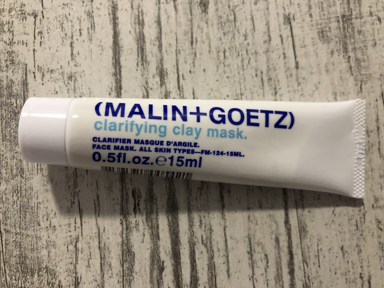Глубокоочищающая глиняная маска MALIN GOETZ clarifying clay mask