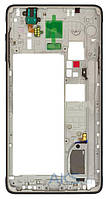 Средняя часть корпуса Samsung N910H Galaxy Note 4 Black